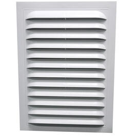 "12"" x 18"" Standard Rectangular Gable Vent thumb"