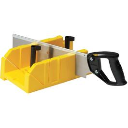 Mitre Box, with Saw and Clamp thumb
