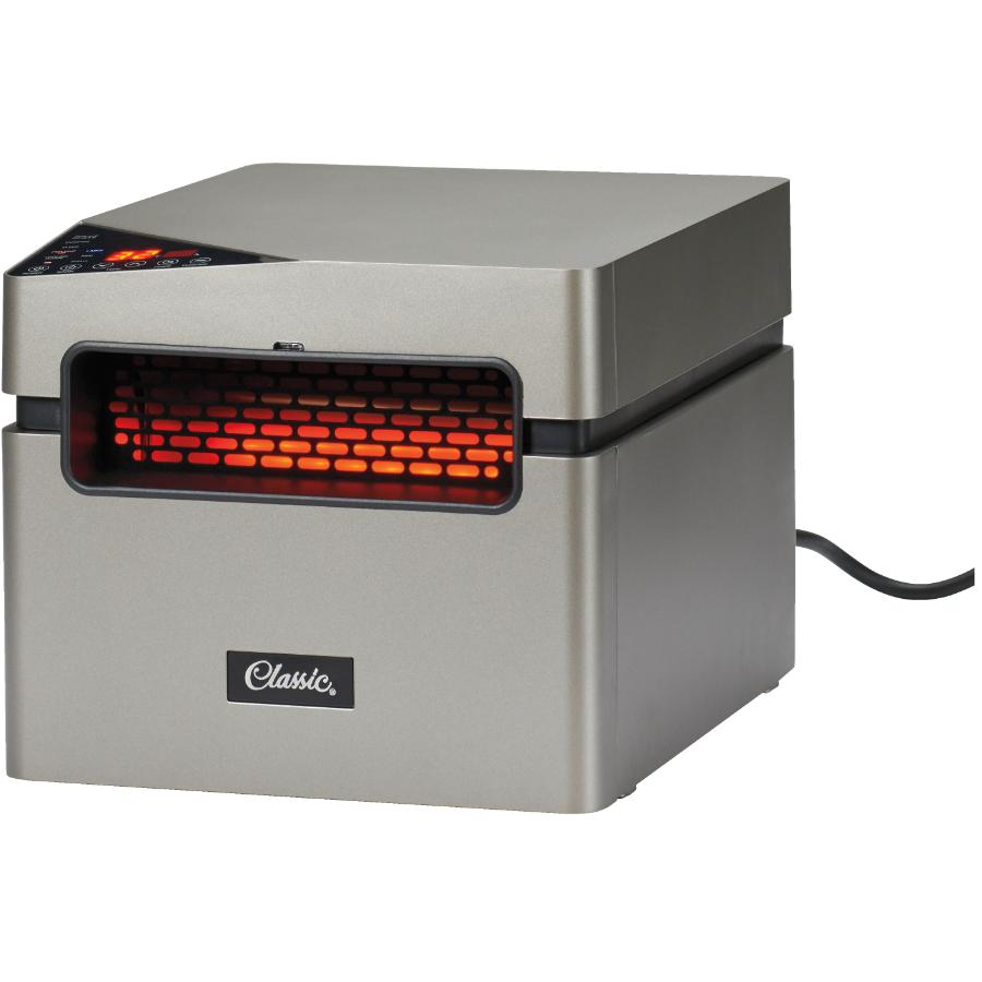 Classic 1500 Watt Infrared Heater With Hepa Filter Home Hardware Electric Vehicles 1500w 240v Ceramic Element Canada