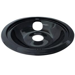 "8"" Porcelain Ring and Drip Pan GE, Hotpoint, Moffat and McClary thumb"