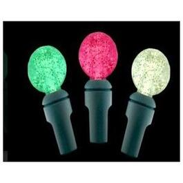 50 LED White, Green and Red G20 Dazzle Light Set thumb