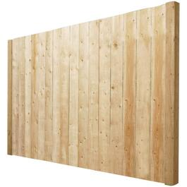 5' Pressure Treated Jasper Privacy Fence Package thumb