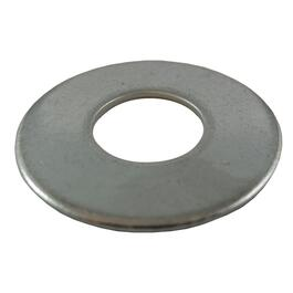 "25 Pack 1/2"" 18.8 Stainless Steel Flat Washers thumb"