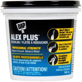 946mL Alex Plus White High Performance Spackling Wall Patch thumb