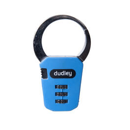 Combination Claw Backpack Padlock, Assorted Colours thumb