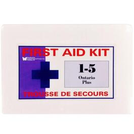 Ontario Basic Plus First Aid Kit, for 1.5 People thumb