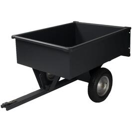 10Cu.Ft. 750lb Capacity Steel Dump Cart thumb