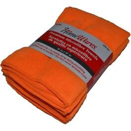 4 Pack All Purpose Microfibre Cloths thumb