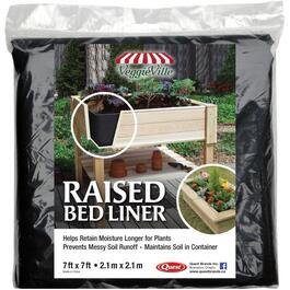 7' x 7' Bed Liner for Raised Gardens thumb
