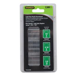 1500 Pack Light Duty Multi-Pack Staples thumb