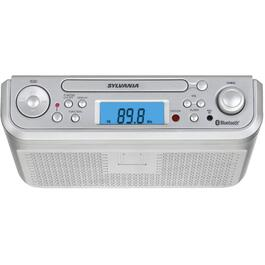 Under The Cabinet FM Radio, with Bluetooth and CD thumb