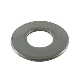 "25 Pack 5/16"" 18.8 Stainless Steel Flat Washers thumb"