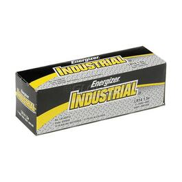 12 Pack Industrial Alkaline C Batteries thumb