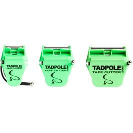 "3 Pack Tadpole Tape Cutters, 1"", 1.5"" & 2"" Sizes thumb"