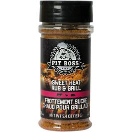 153g Sweet Heat Barbecue Seasoning Rub thumb