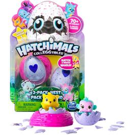 2 Pack Colleggtibles Hatchimals, Assorted Characters thumb