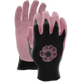 Ladies Medium Botanical D-Lite Garden Gloves, Assorted Colours thumb
