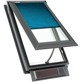 "21.5"" x 46.25"" Deck Mounted Solar Vent Skylight thumb"