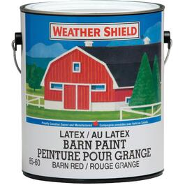 3.64L Barn Red Exterior Latex Barn Paint thumb