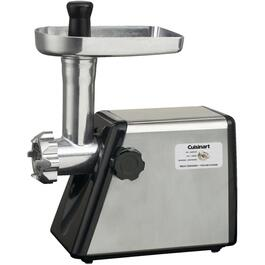 300 Watt Brushed Stainless Steel Meat Grinder/Mincer thumb