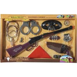 Wild West Cowboys Gun Play Set thumb