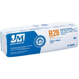 "R28 x 19"" Fiberglass Insulation, covers 51.33 sq. ft. thumb"