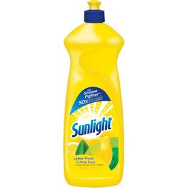 950mL Lemon Scented Dish Soap thumb