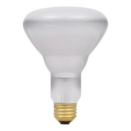 65W BR30 Medium Base Double Life Light Bulb thumb