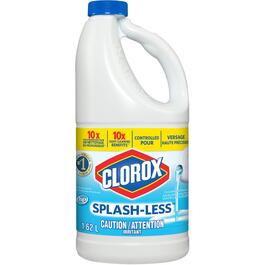 1.62L Splashless High Effiency Liquid Bleach thumb