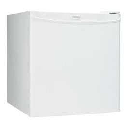 1.7 cu.ft. White Compact Energy Star Fridge thumb