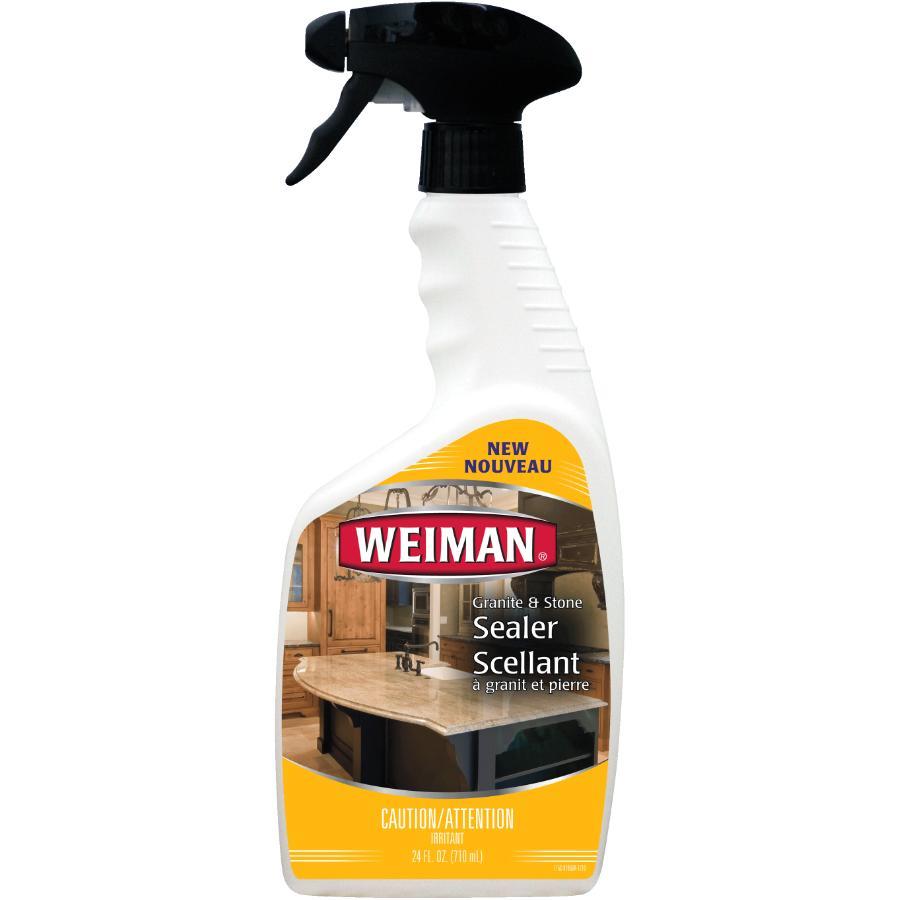 Weiman Granite And Stone Sealer Spray