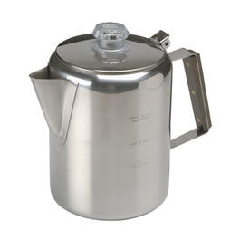 6 Cup Stainless Steel Percolator thumb