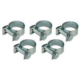 "5 Pack .43-.51"" Fuel Line Clamps thumb"