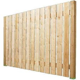 6' Spruce Sanded One Side Jasper Fence Package thumb