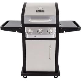 Stainless Steel 3 Burner 507 sq. in. 36,000BTU Propane Barbecue thumb