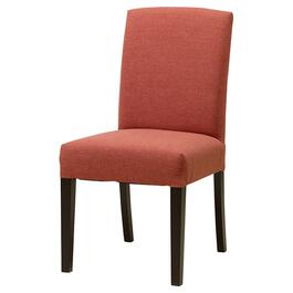 Myer Tomato Upholstered Side Chair thumb