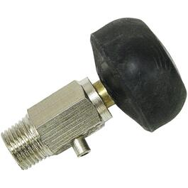 Air Radiator Valve, with Handle thumb