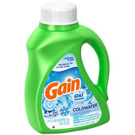 1.47L High Efficiency Laundry Detergent, with Oxi Boost thumb
