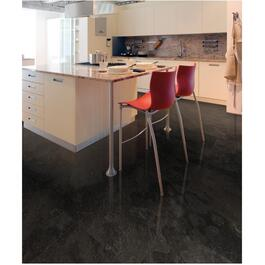 24 Sq.Ft. Press & Go Expresso Charcoal Vinyl Floor Tile thumb