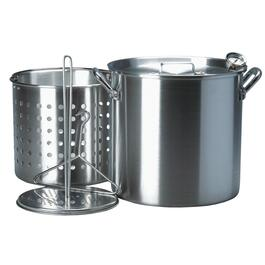 6 Piece 28L Turkey Fryer Pot Set thumb