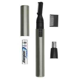 Battery Operated Ear, Nose and Brow Hygienic Wet/Dry Trimmer, with Lithium Battery thumb