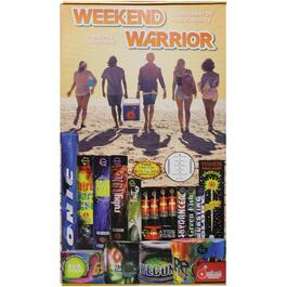 24 Piece Weekend Warrior Fireworks thumb
