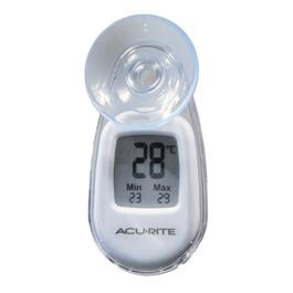 Indoor/Outdoor Digital Suction Thermometer thumb