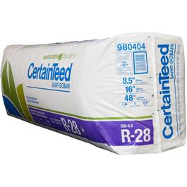 "R28 x 16"" Fiberglass Insulation, covers 42.67 sq. ft. thumb"