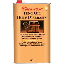 3.78L Tung Oil, for Wood thumb