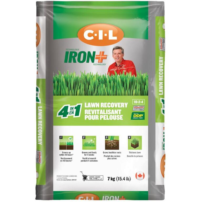 C-I-L:7kg Iron+ Lawn Recovery and Repair