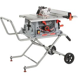 "10"" 15 Amp Table Saw, with Stand thumb"