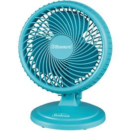 "2 Speed 8"" Personal Blizzard Table Top Fan thumb"