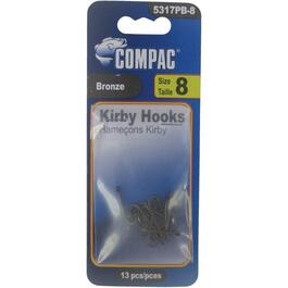 13 Pack #8 Kirby Fish Hooks thumb