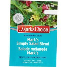 Simply Salad Blend Mesclun Mix Seeds thumb